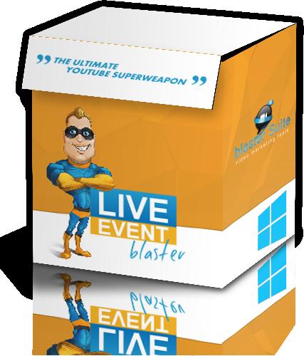 Live Event Blaster PRO v1.13 Cracked